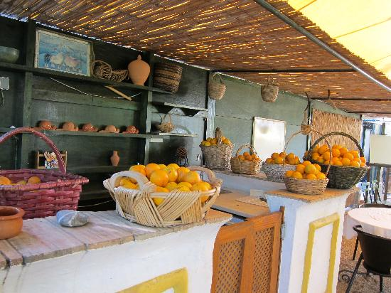 Quinta do Caracol : Desayuno