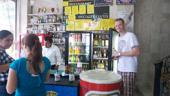 Nuevo Progreso, México: cold beer, great prices