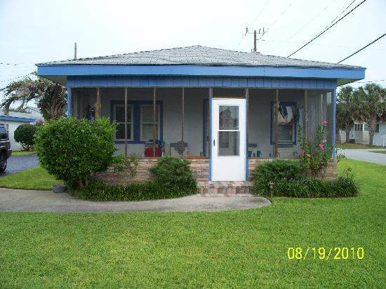 Palm Air Cottages: Picture of the cottage we stayed in