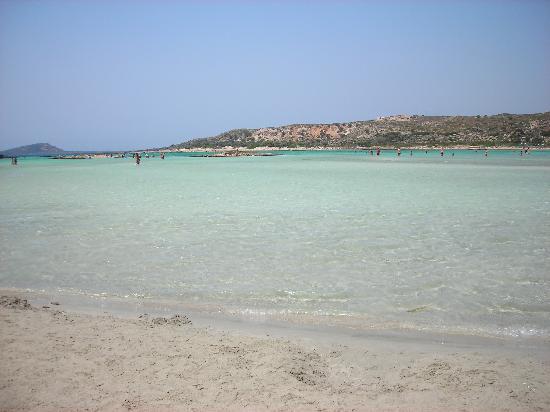 Imperial Belvedere : Spiaggia di Elafonissi