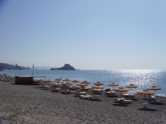 Hermes Hotel: Kefalos beach