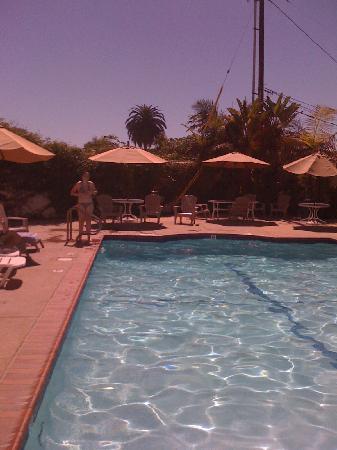 BEST WESTERN PLUS Casablanca Inn: nice pool area