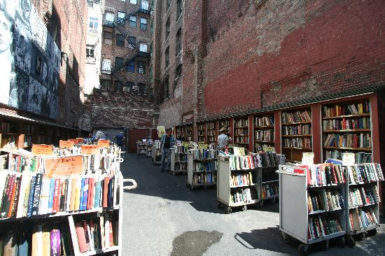 Boston, MA: nothing better than a good book....