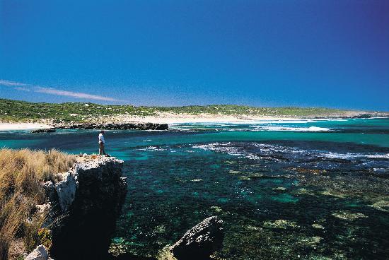Wyspa Kangura, Australia: Hanson Bay, Kangaroo Island