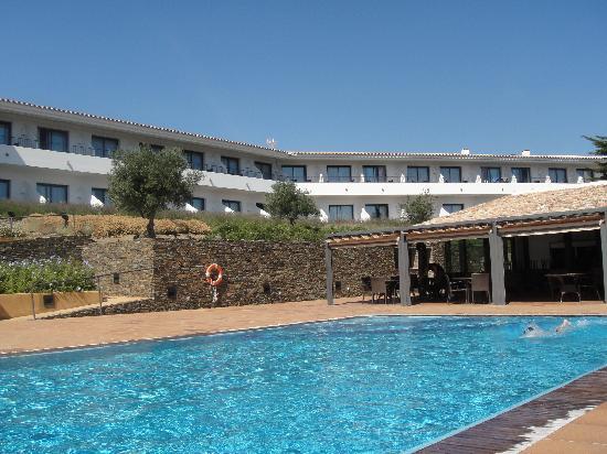 Hotel Sol Ixent: la piscina de dia!