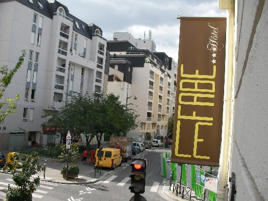 Le Fabe Hotel : Another sight