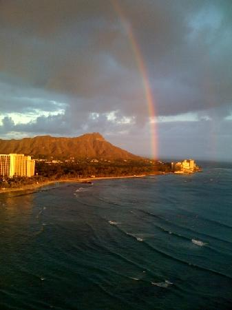 Sheraton Waikiki: Diamond Head - Rainbow