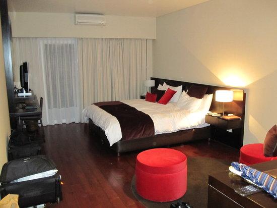 The Glu Hotel: Room 303