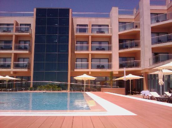 Real Marina Hotel & Spa: Tranquilidade