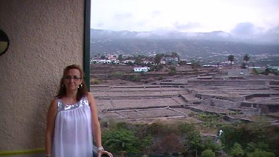 diverhotel Tenerife Spa & Garden: VISTA DESDE MI HABITACION