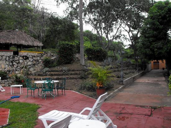 Meicer Palmier Huatulco: Jardin