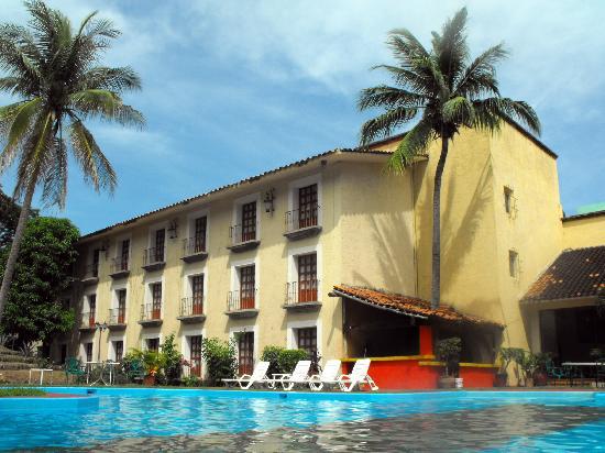 Meicer Palmier Huatulco: Vista del hotel
