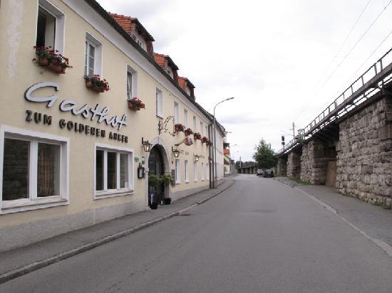 Hainburg an der Donau, Austria: Hotel