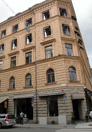 Hotel Hansson: Exterior