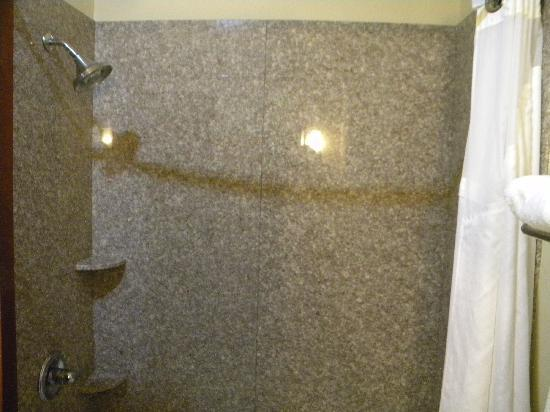 Holiday Inn Express Hotel & Suites Pecos: Shower