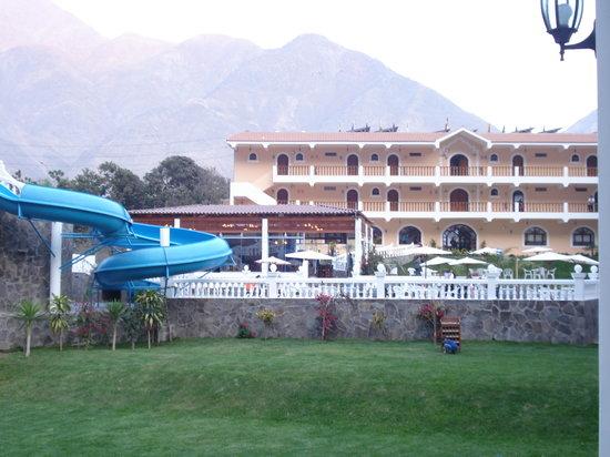 Hotel Lunahuana River Resort