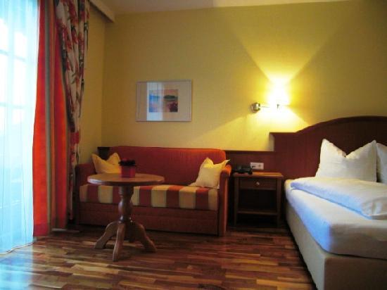 Ayurveda Resort Sonnhof: Gemütliche Couch