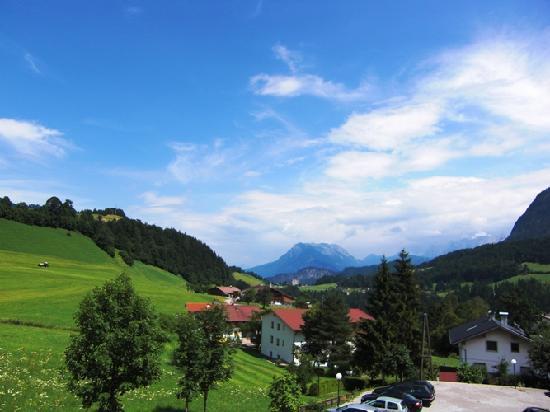 Hinterthiersee, Österreich: Blick in die Tiroler Bergwelt