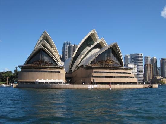 Sydney, Australia: Opera House