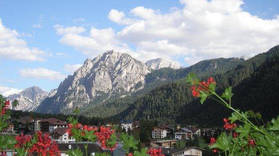 San Vigilio, Italia: Veduta dall'albergo