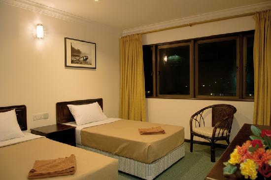 Pangkor Sandy Beach Resort: rooms