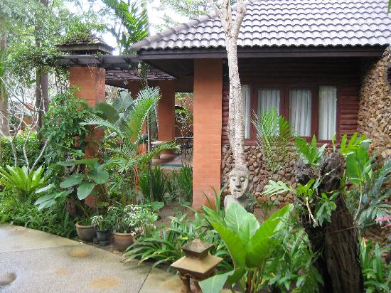 Samui Tropical Resort: Unsere Villa