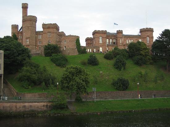 St Ann's House: Inverness town - 4 min from St-Annes