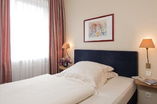 Hotel Central: Zimmerbeispiel
