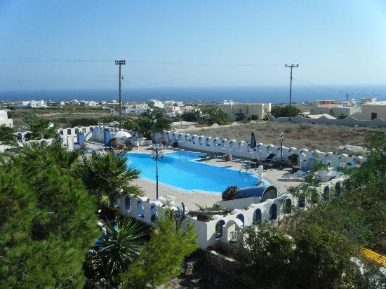 Pension Livadaros: la piscina è sempre pulita