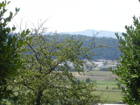 Villa Pasini: One of the beautiful views from the villa