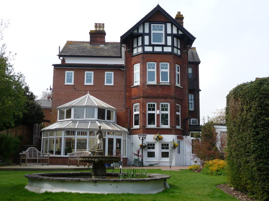 Rokeby Guest House: Back View of Rokeby