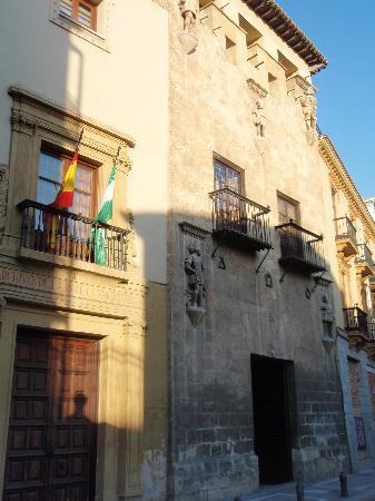 Musée de Casa de los Tiros : Fachada