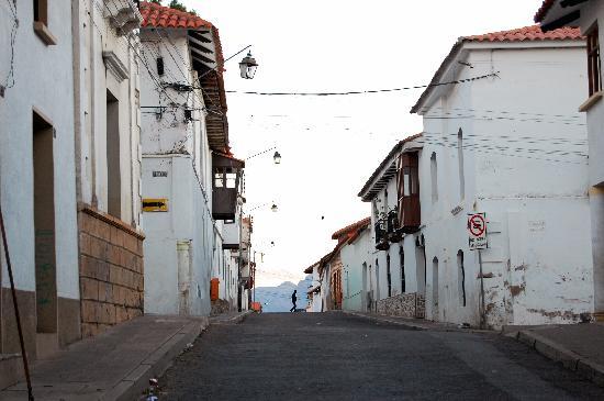 Casa Verde B&B : A citymap is not superfluous ;-)