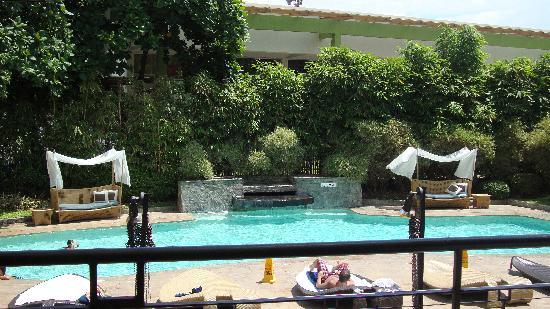 Pool Picture Of Cebu City Marriott Hotel Cebu City Tripadvisor