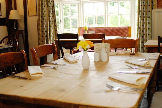 The Coach House at the England's Gate Inn: The Restaurant