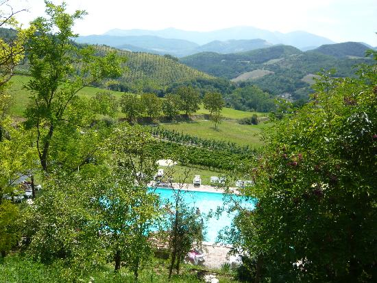 Agriturismo Ca' le Suore: Nature et Farniente
