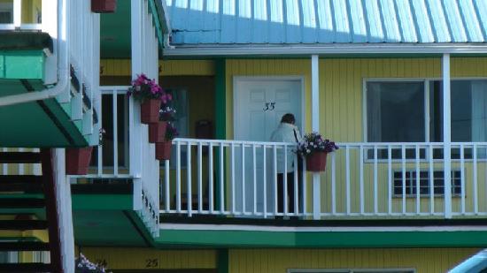 Royal Victorian Motel: Schönes Wohnen