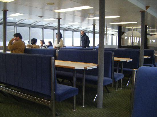 Milford Sound Scenic Cruises - Real Journeys: the cruise