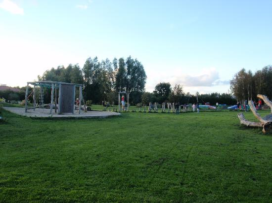 Billund FDM Camping: Great play area