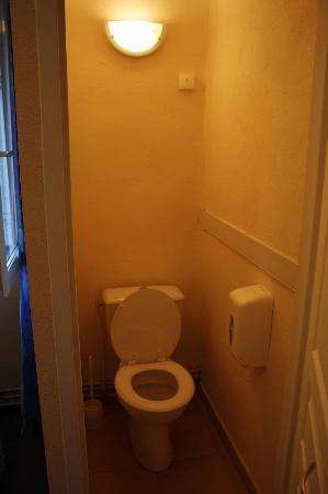Hotel du Viaduc : wc