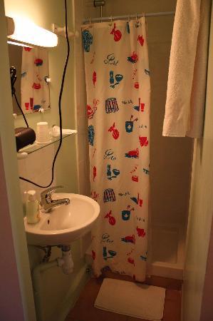 Hotel du Viaduc : bagno