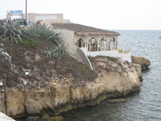 El Mouradi Cap Mahdia: Café à Mahdia