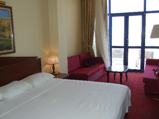 Adriatik Hotel: camera executive
