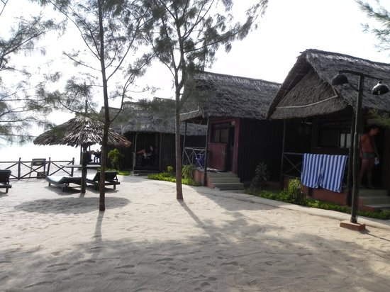 Sunrise Beach Resort: Some of the seaview rooms