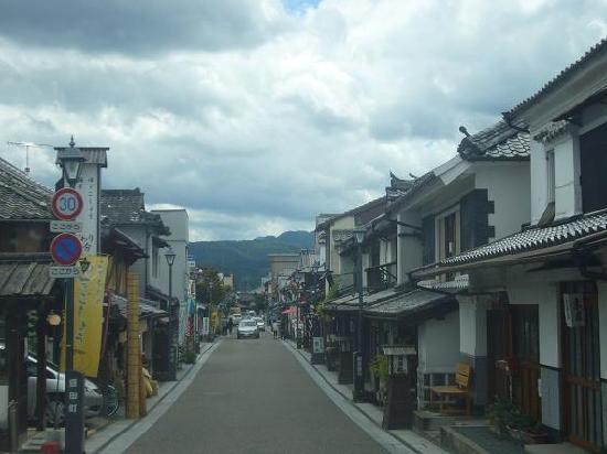Mamedamachi Shopping Street