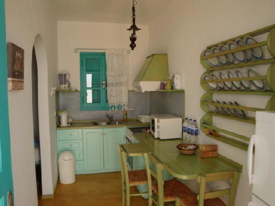 Helios Lipsi: la nostra cucina