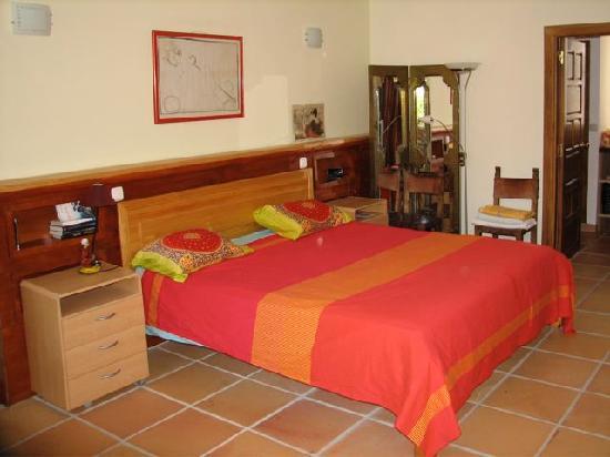 Villa Caprice Bed and Breakfast : Marisol room