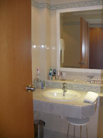 El Mouradi El Menzah : toilette