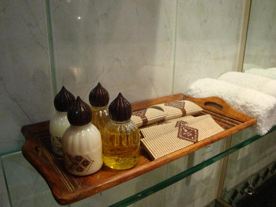 Bathroom Stuff Picture Of Arabian Courtyard Hotel Spa Dubai Tripadvisor
