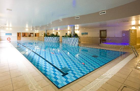 20 metre pool picture of clayton hotel sligo sligo tripadvisor for Glasshouse hotel sligo swimming pool